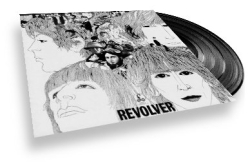 The Revolver LP sleeve